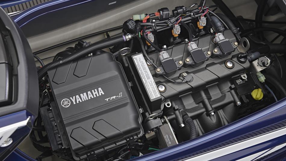 Yamaha Jet Ski Engine