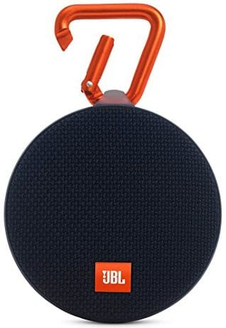 JBL Clip 2 jet ski speakers