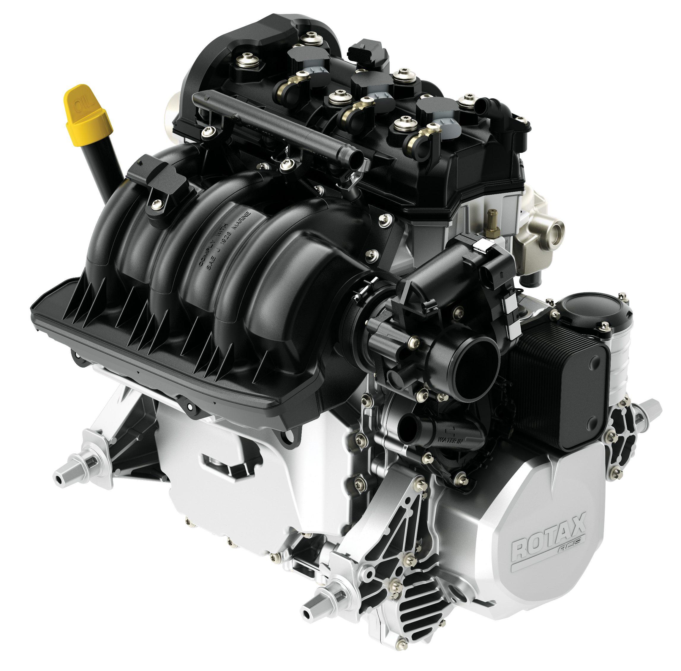 Sea Doo Engine
