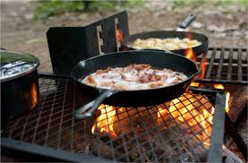 Campfire food