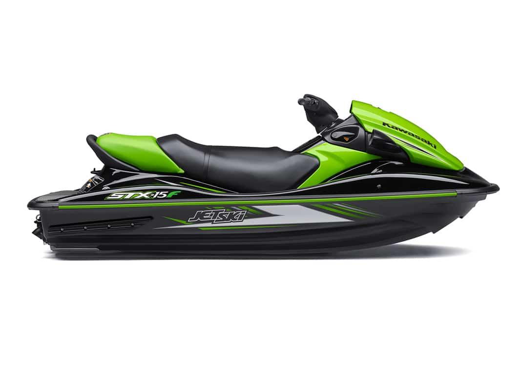 Kawasaki STX-15F Review