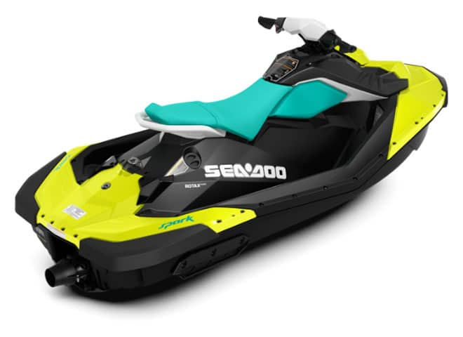 Sea Doo Spark Seat review