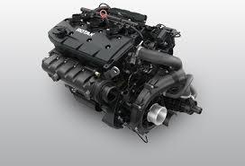 230-hp Sea Doo Rotax 1500 HO ACE engine