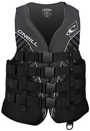 O'Neill Wake Men's Superlite USCG Jet Ski Life Jacket
