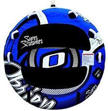 O'Brien Super Screamer Blue Towable Tubes