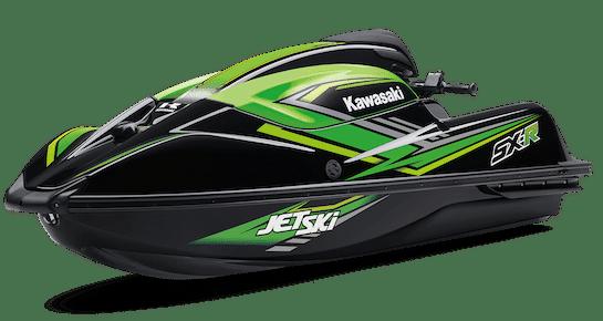 Kawasaki SXR jet ski