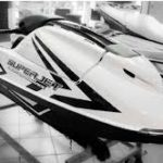 Yamaha Superjet Stand Up Jet Ski