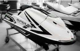 Yamaha Superjet Stand Up Jet Ski