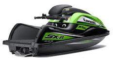 Kawasaki SX-R Side View