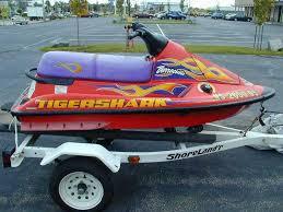 tigershark jet ski