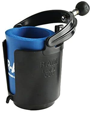 self leveling gyro cup holder for jet ski accessories