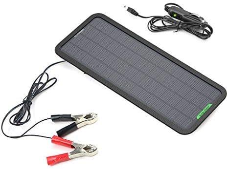 jet ski solar battery charger