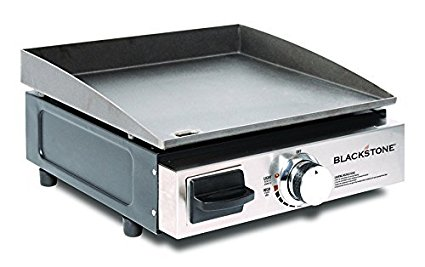 Blackstone Portable Table Top Camp Griddle, Gas Grill