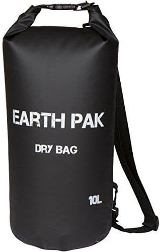 Blue SKORCH Dry Bag jet ski fishing accessories