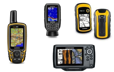 GPS for jet skis