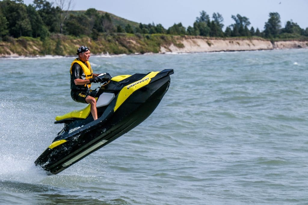 What is considered high hours on a jet ski