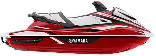 Yamaha GP1800 Red