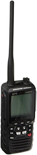 Standard Horizon HX870 Floating 6W Handheld VHF