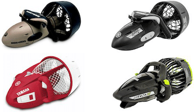 top sea scooters