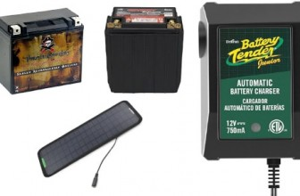 Jet ski batteries and chargers