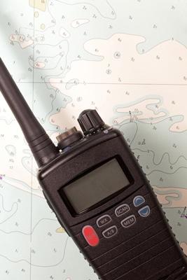 Marine-VHF-radio