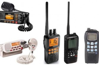 Marine radio recommendations