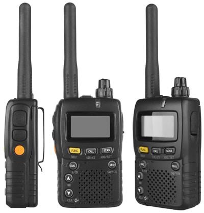 VHF-radio-transceiver