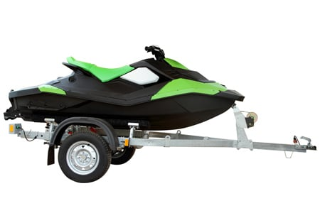 jet ski trailer buying guide