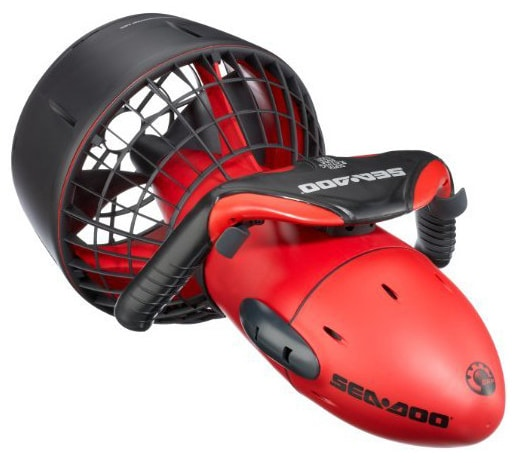 Sea-Doo-GTI-Sea-Scooter red