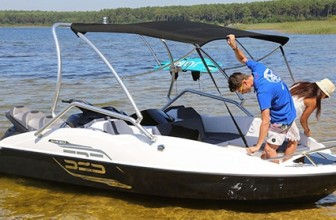 jet ski to boat conversions