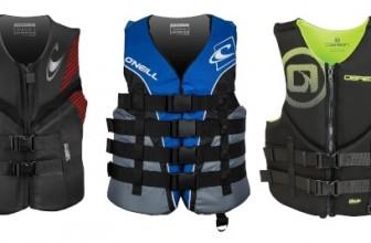 Jet ski life jacket recommendations