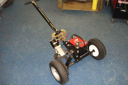 Electric Trailer Dolly 1