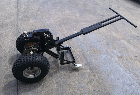 Electric Trailer Dolly 3