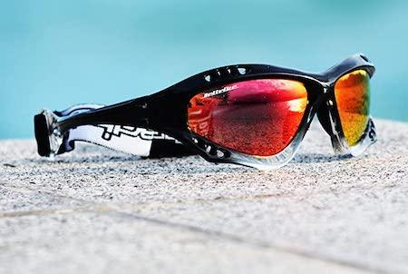 Jettribe Pro Goggles Black Fade Frame