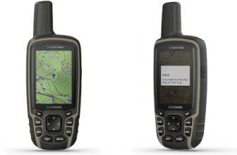 Garmin GPS for jet ski