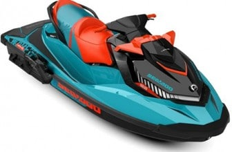 Seadoo wake for tubing