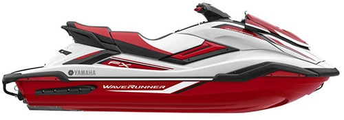 Yamaha waverunner fx for towing