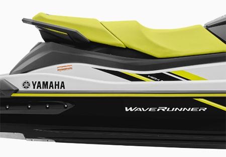 Yamaha waverunner side view