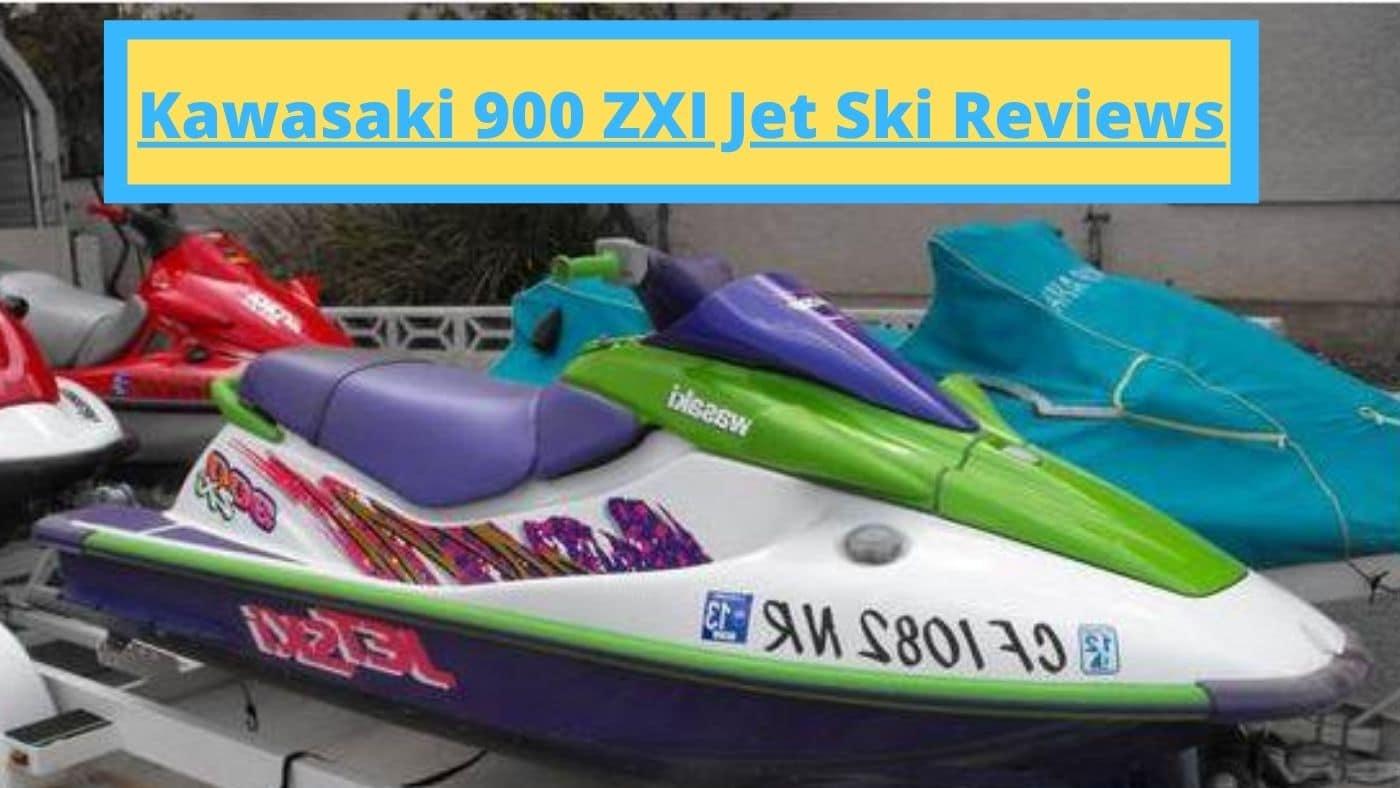 Kawasaki 900 ZXI Jet Ski Reviews