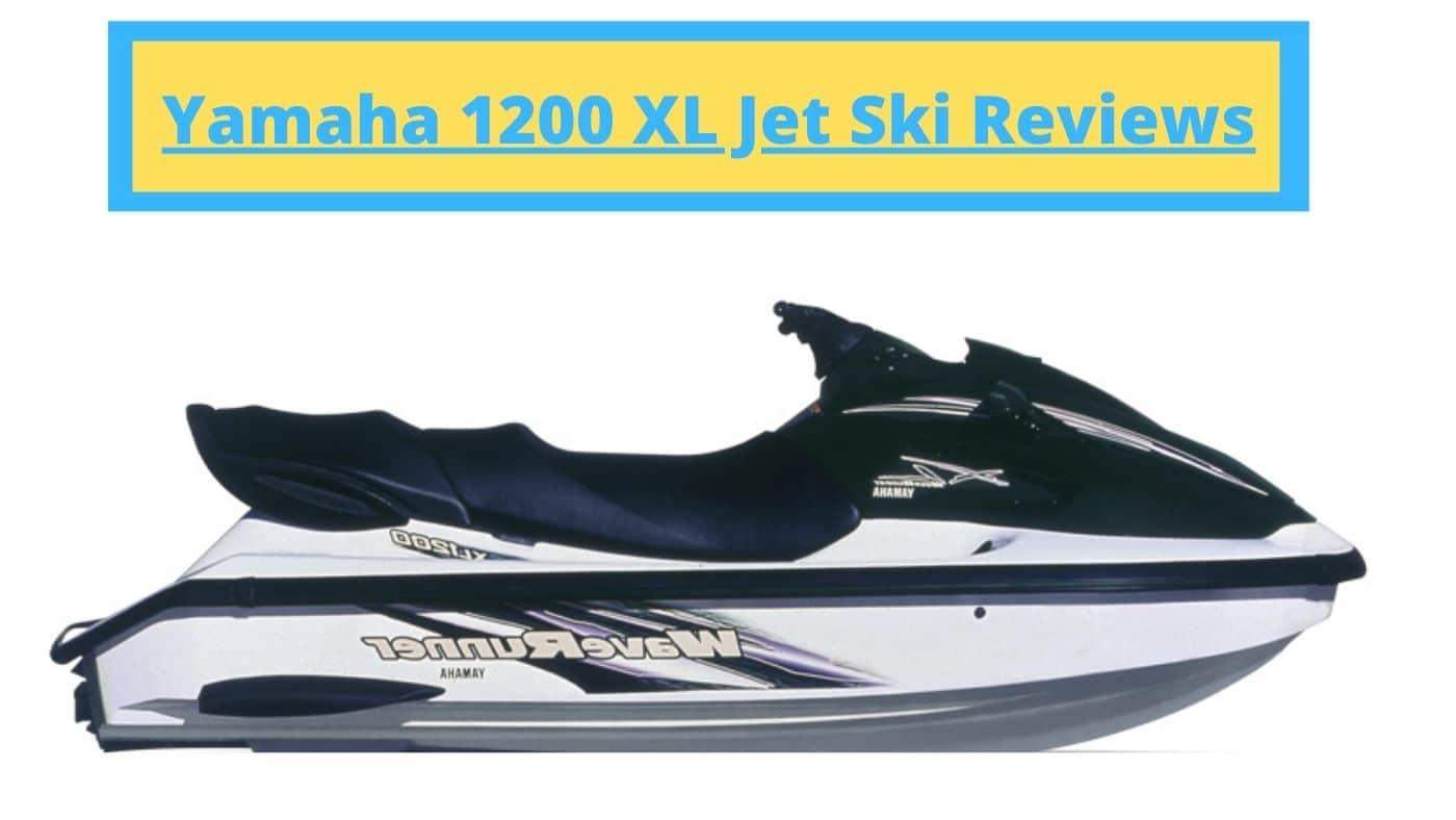 Yamaha 1200 XL reviews