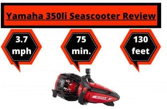 Yamaha 350li Seascooter Review