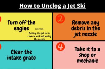 How to Unclog Jet Ski?