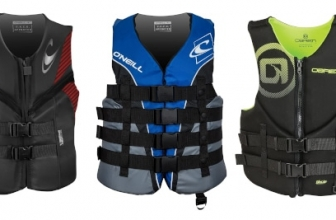 The Best Life Jackets for Jet Skis in 2020