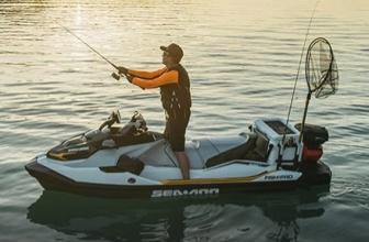 The Best Fishing Jet Ski (+ Accessories)